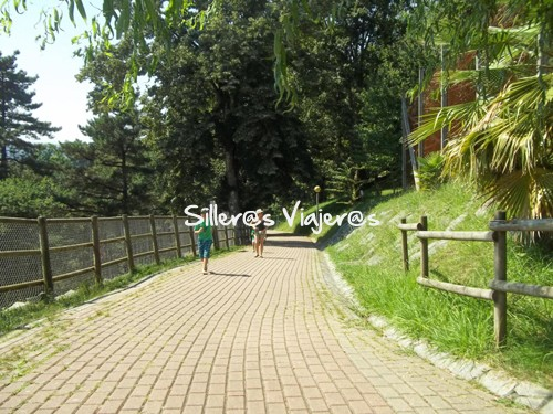 Caminos del Parque accesibles