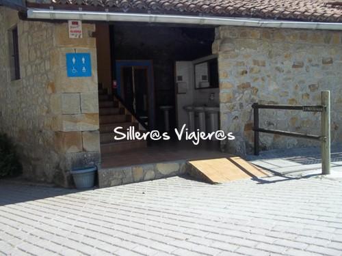 Rampas de acceso en Presalde