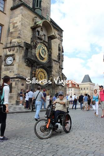 Visita turística a Praga