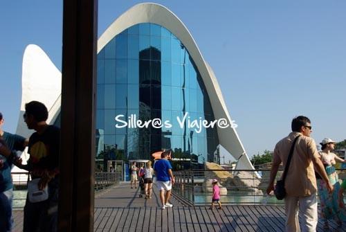 Edificio Ciudad de las Artes y las Ciencias