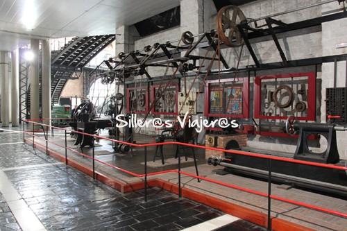 Exposiciones en el Museo de la Minería MUMI
