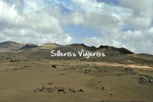 Mágico paisaje en Montaña de Fuego