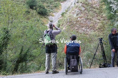 Vistas en el Parque Natural de Fuentes de Narcea
