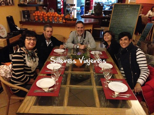 Cena en el Restaurante Emmax de Playa Honda