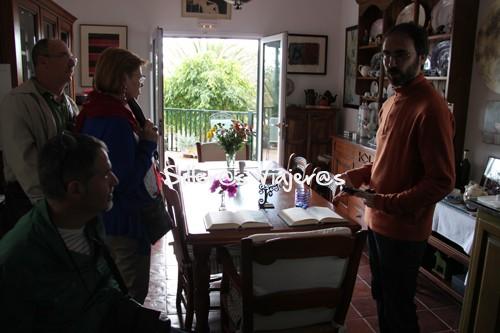 """""""La casa de José Saramago"""""""