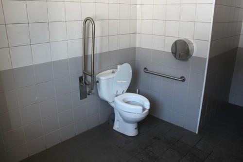 Baños accesibles en Grand Valira
