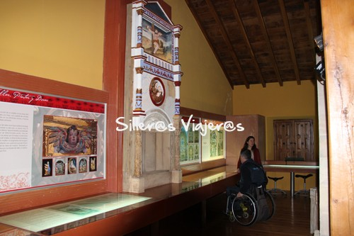 Interior de la Iglesia de la Asunción