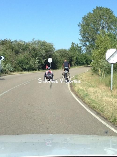 Tramo por carretera accesible