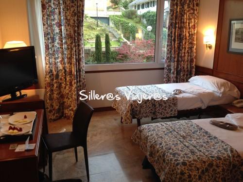 Habitacion del Hotel Santemar
