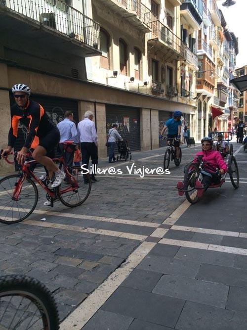 Comienzo del Camino de Santiago