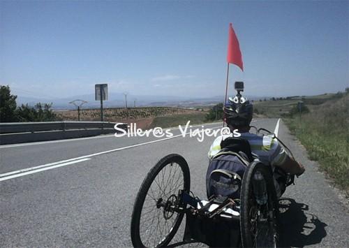 Rumbo hacia Santo Domingo de la Calzada