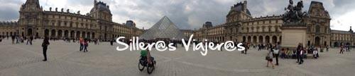 Plaza turística de París