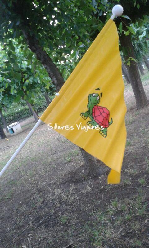 Bandera 'Tortuga'