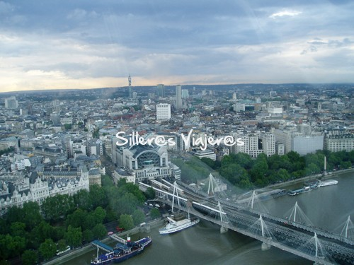 Vistas desde el London Eye