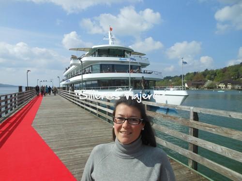 Paseo en barco por el Lago Starnberg