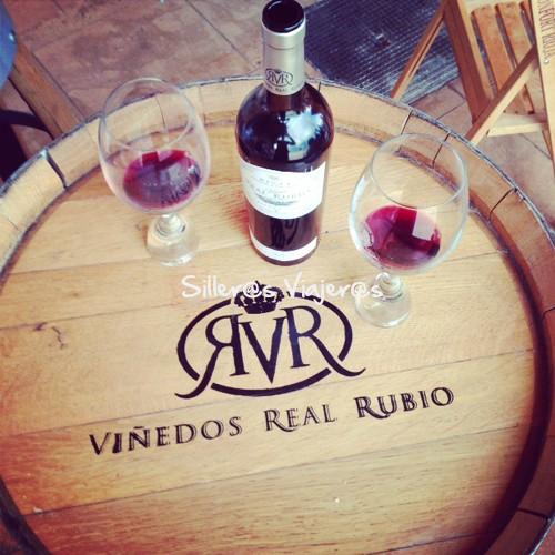 Vino de Bodegas y Viñedos Real Rubio