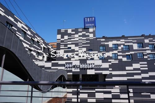 Hotel TRYP, Zaragoza