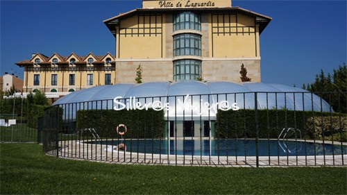Hotel Villa de Laguardia - Wine & Oil Spa