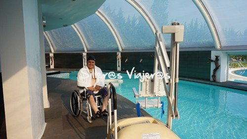 Spa accesible