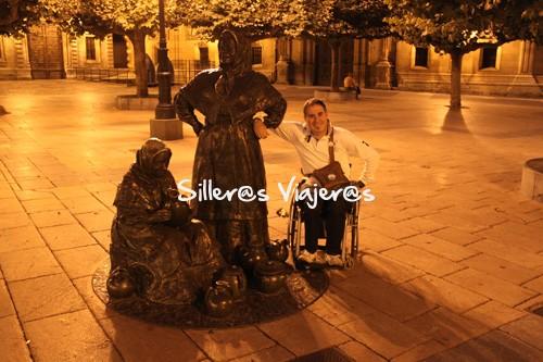 Esculturas por las calles