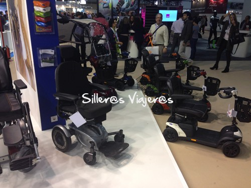 Diferentes modelos de Scooters