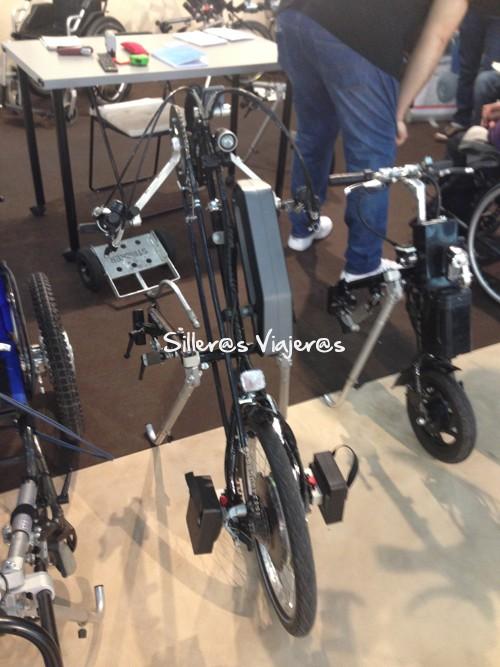 Acoplamientos a las sillas de ruedas