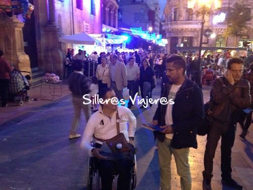 Paseos nocturnos por Oviedo
