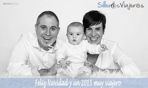 Felicitación Navideña 2015, Silleros Viajeros
