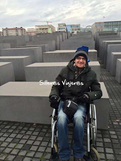 Monumento al holocausto judío