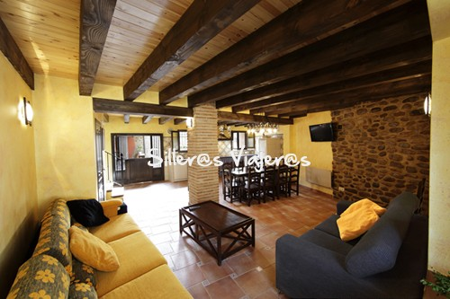 Casa Rural La Casona de Aldealobos, adaptada
