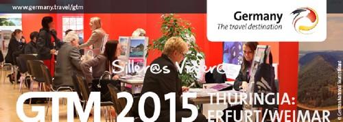 SILLEROS VIAJEROS EN GTM Germany Travel Mart 2015