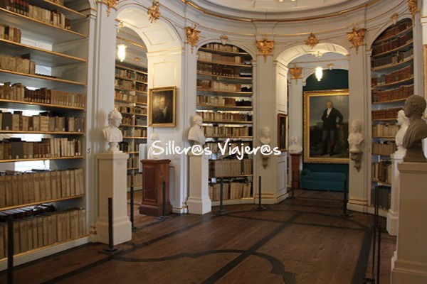 Biblioteca Anna Amalia de Weimar