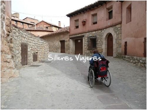 Calles accesibles del pueblo