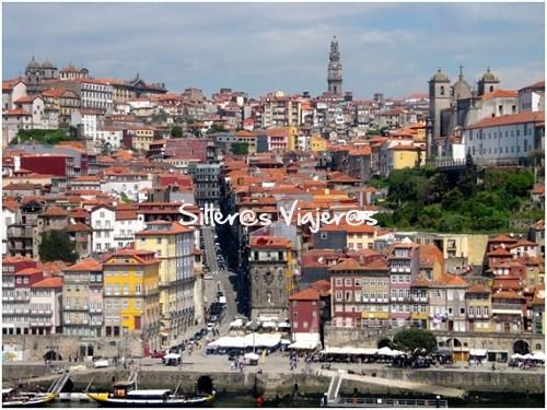 Vistas de los edificios de la ciudad