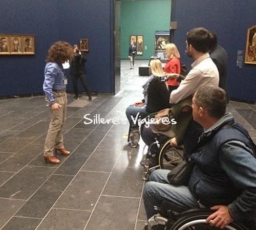 Visita accesible Museo Stadel