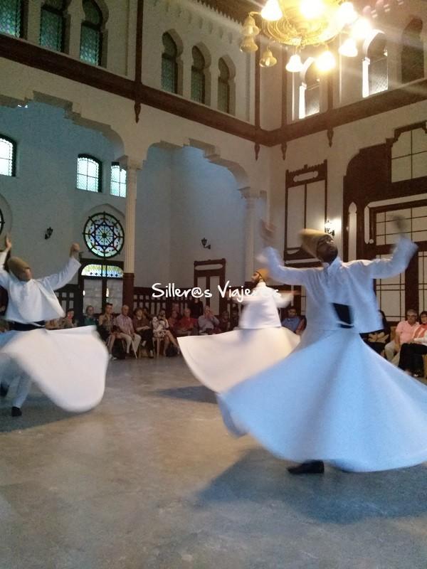 Espectáculo de los derviches de la estación de Sirkeci