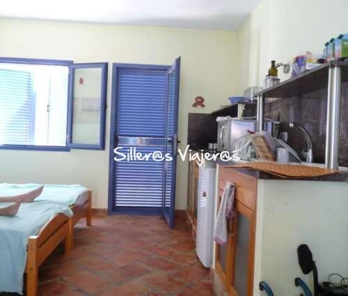 habitación adaptada Cortijo de La Paloma. Almeria