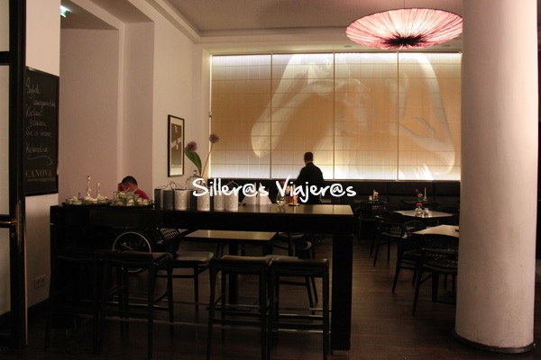 Restaurante del Teatro Die Glocke