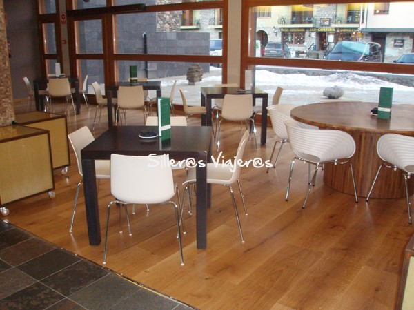 Comedor / Cafetería del hotel
