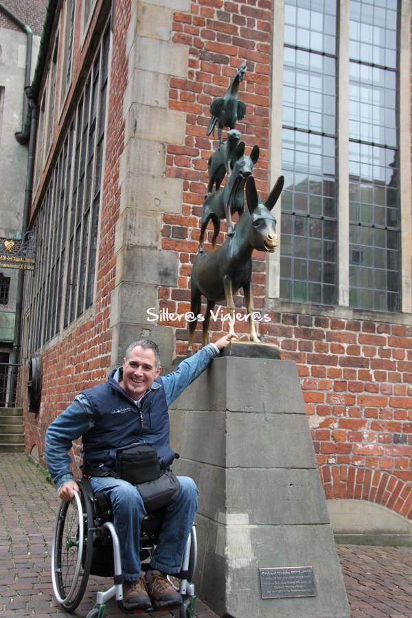 Los famosos músicos de Bremen