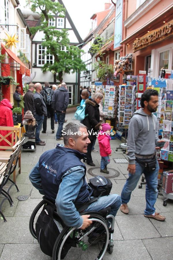 Visita por las calles del antiguo barrio pesquero
