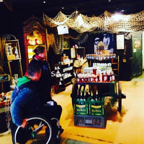 tienda de delicatessen en Bremenharven