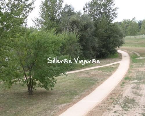 paseo accesible por la Devesa en Girona