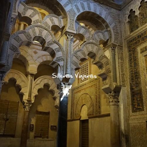Mezquita de Cordoba en silla de ruedas