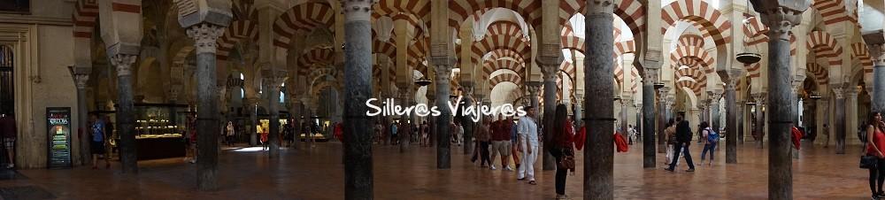 Interior de la Mezquita - Catedral de Córdoba