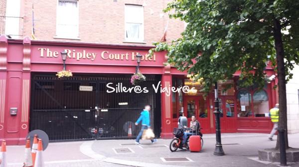 Fechada de The Ripley Court
