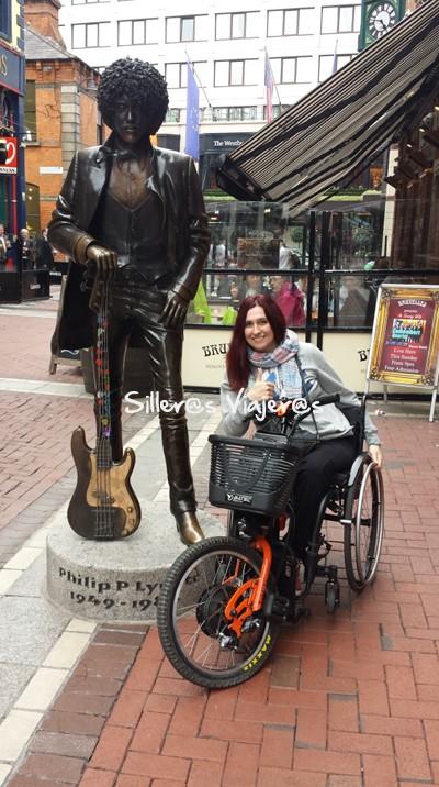 Estatua Phil Lynott