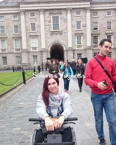 Con mi batec por Dublin