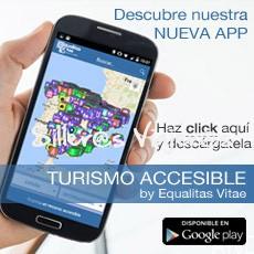 Aplicación Turismo accesible by Equalitas