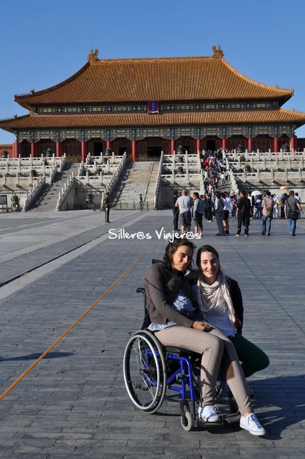 Plaza de Tiananmén.